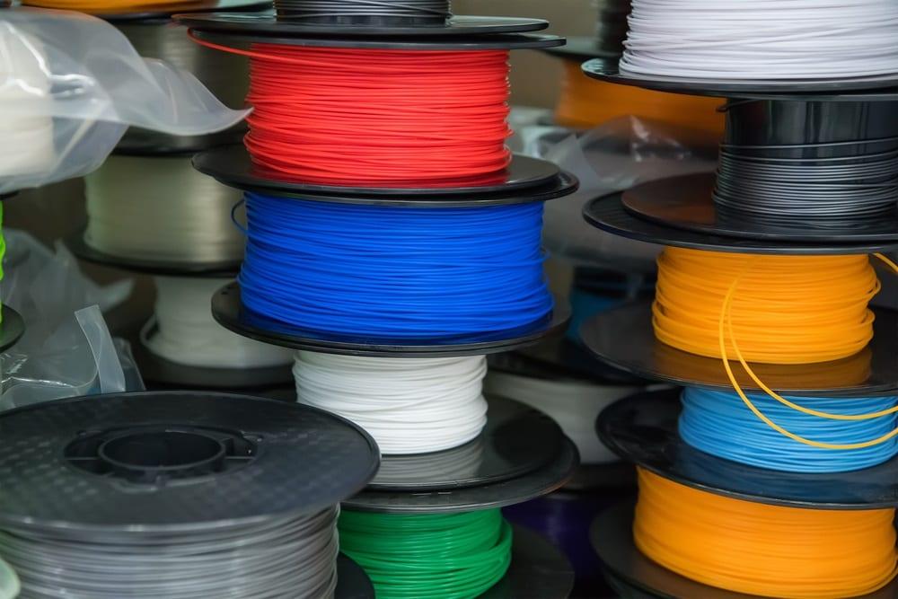 filamentos de impresión 3d coloridos - Comparación Filamentos PLA Y ABS