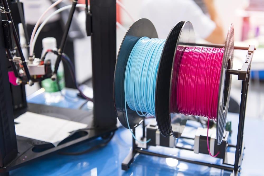 filamentos de impresión 3d para impresora 3d - Comparación Filamentos PLA Y ABS