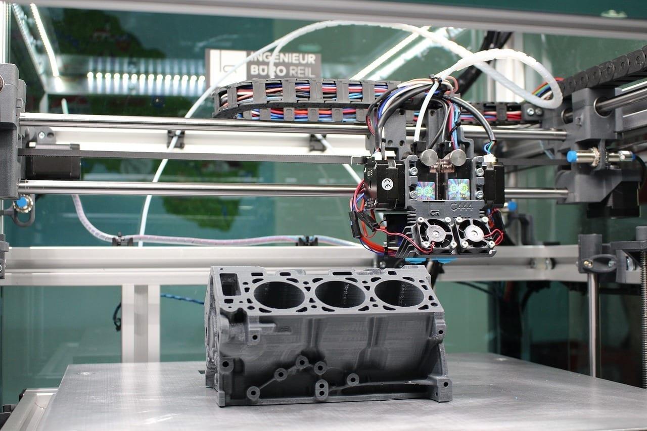 impresión 3d modelado por deposición fundida