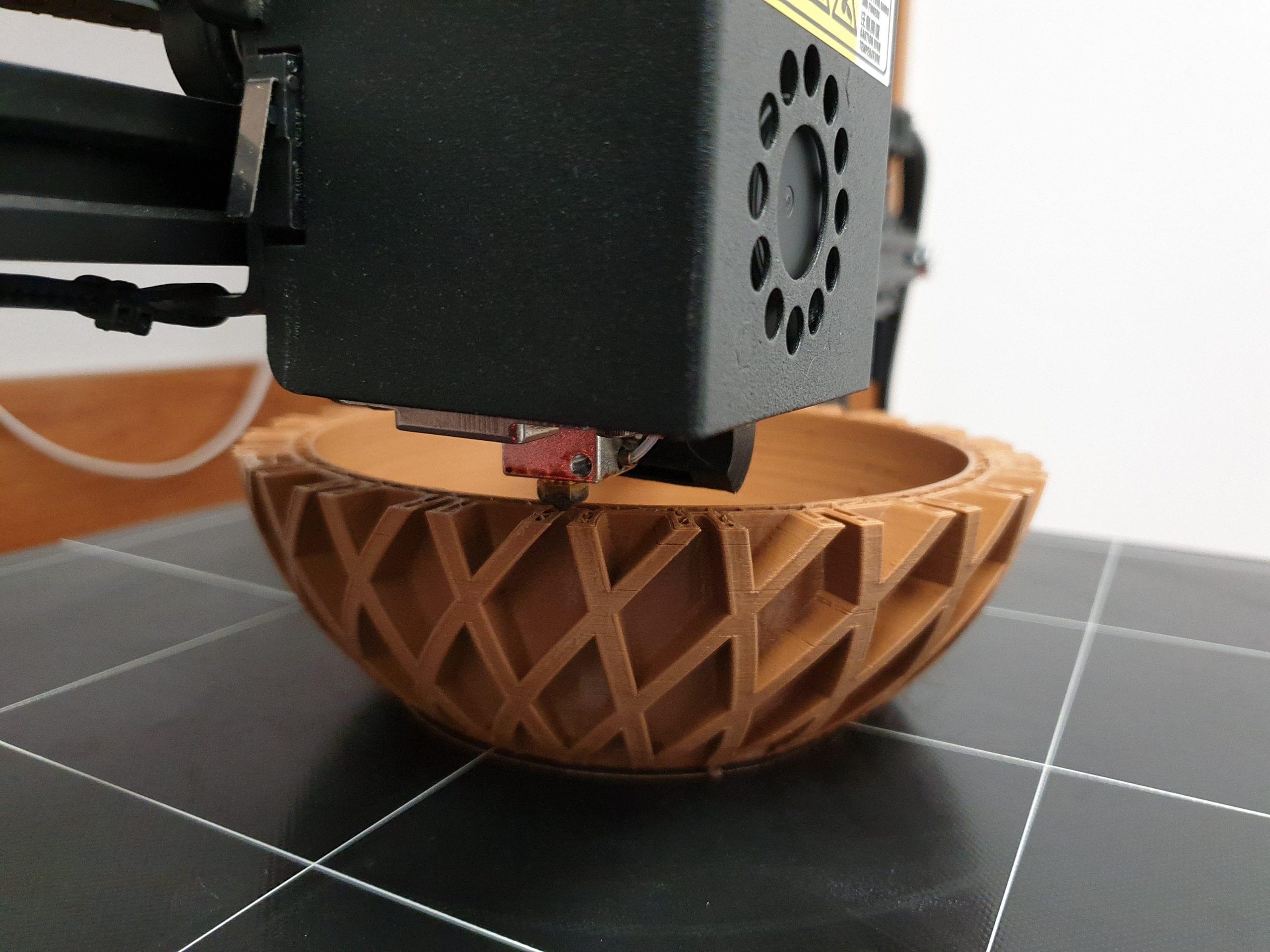 proceso de impresión 3d parte 2