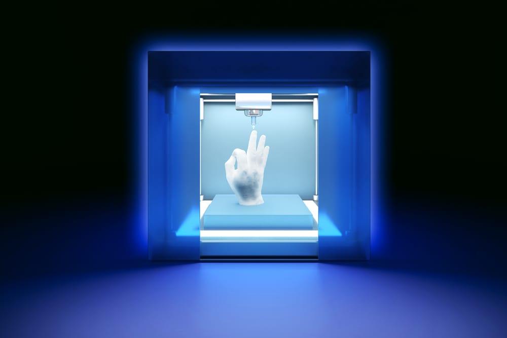 Impresión 3D en 20 segundos, ¡no lo vas a poder creer!