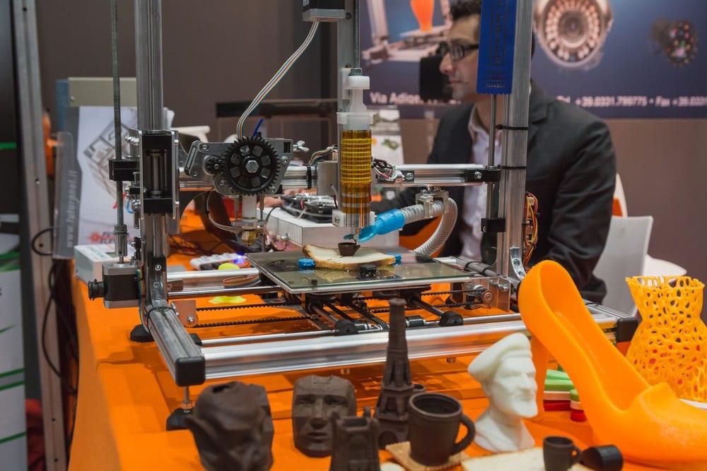 Foodini: Impresora 3D que puede cocinar en casa