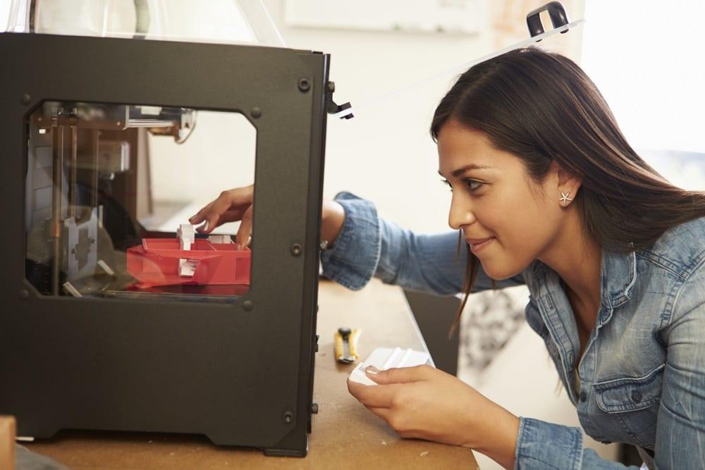 Impresora 3D en casa