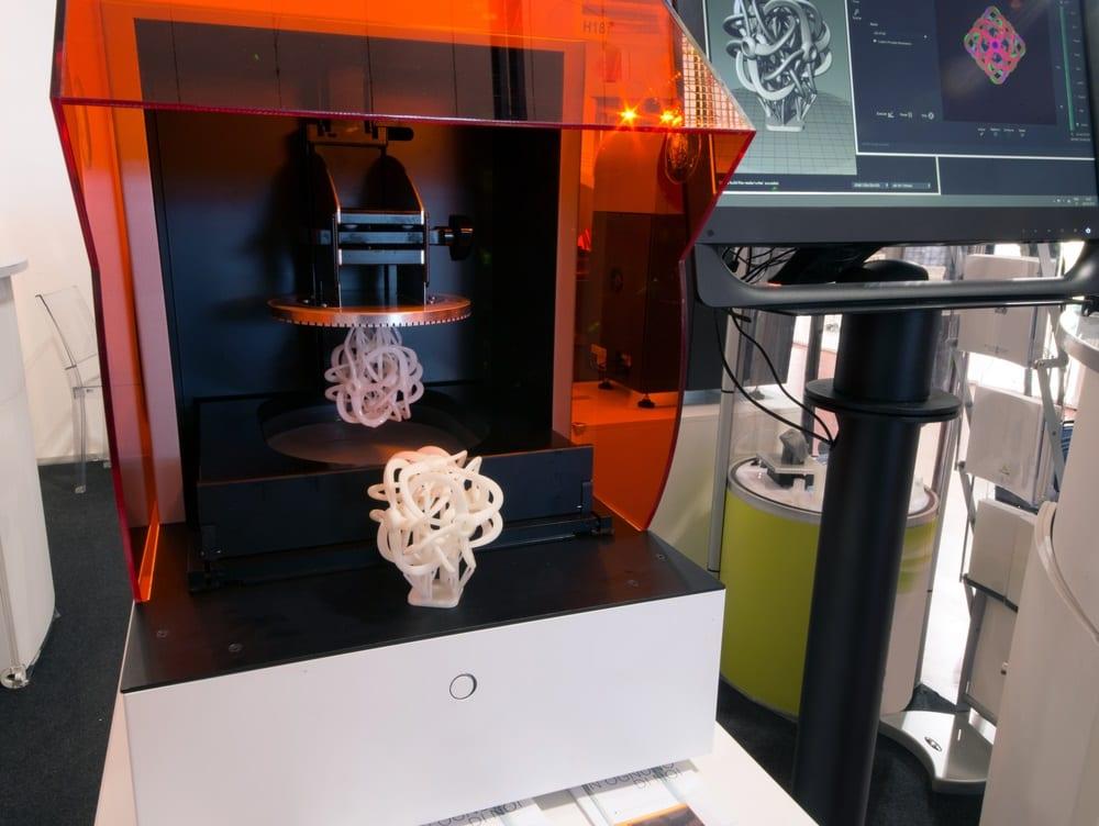Seleccioanndo Impresión 3D de Fotografías