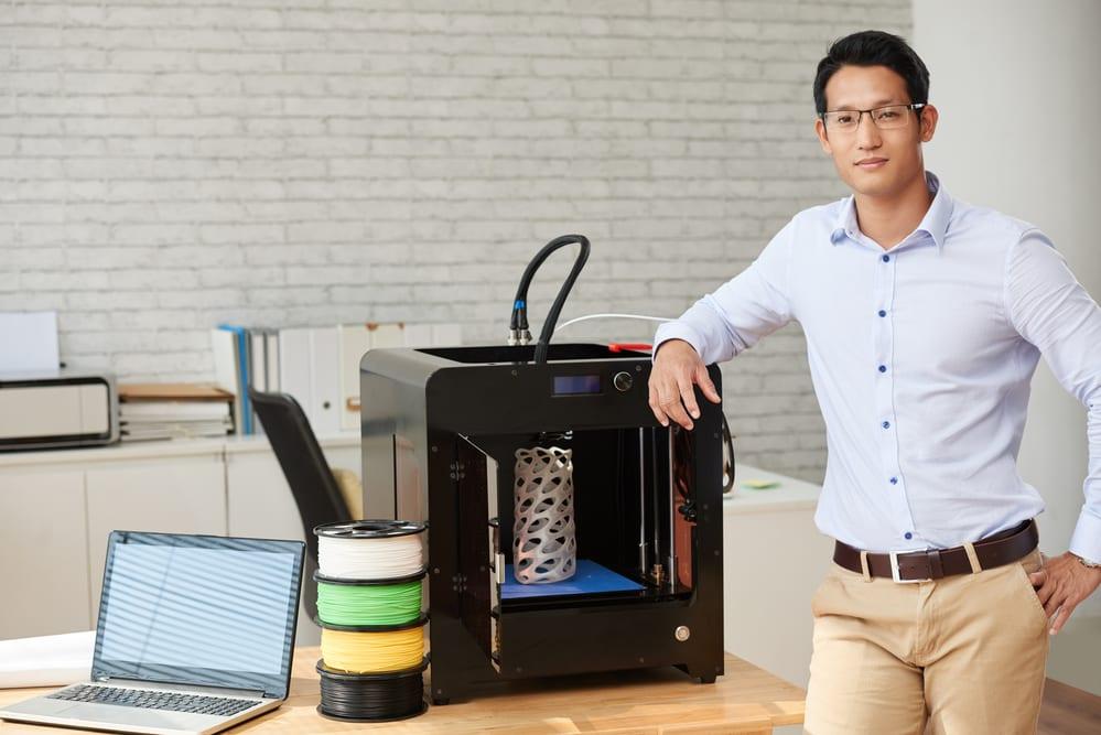 Conoce como son lasmejores impresoras 3D profesionales
