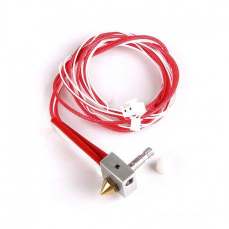Boquilla extrusor con cables para Colido Compact