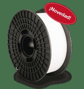 Filamento PA NYLON Colido 1.75 Blanco 460 g