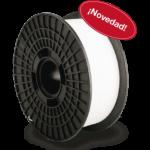 Filamento PA NYLON Colido 1.75mm Blanco 1 Kg