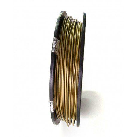 Filamento PLA Colido Bronce 1.75mm 05 kg lateral
