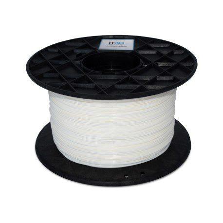 Filamento PLA IT3D Blanco 1.75mm 33 kg