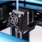 Impresora 3D COLIDO Cubic ventilador