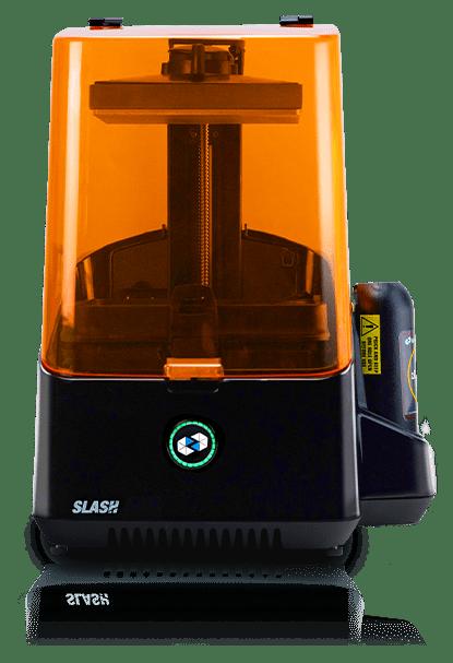 Impresora 3D SLASH 2 UNIZ LCD SLA