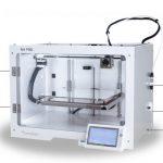 Impresora 3D TUMAKER NX Pro partes de impresora