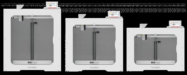 Impresora 3D Tumaker BIGFoot Pro Pellets