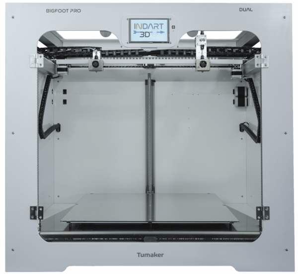Impresora 3d Tumaker Bigfoot 350 Pro Dual DirectDrive-DirectDrive