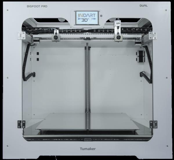 Impresora 3d Tumaker Bigfoot 500 Pro Dual DirectDrive - DirectDrive