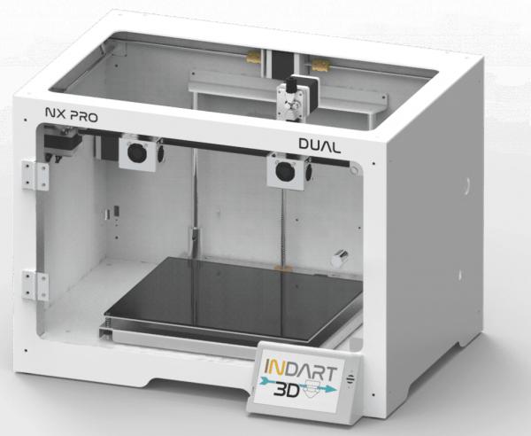 Impresora 3D TUMAKER Pro DUAL (Direct Drive + Pellet)