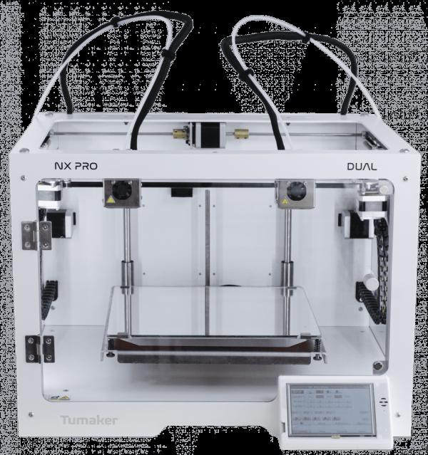 Impresora 3d Tumaker NX Pro dual bowden bowden