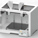 Impresora 3d Tumaker NX Pro dual pellets pellets