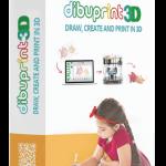 Licencias Dibuprint3D Educacion 50 licencias