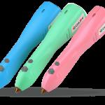 Pen 3D LT-P66 CoLiDo Rosa