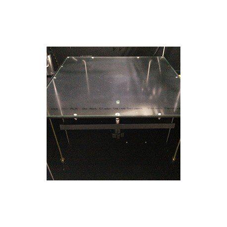 Plataforma cristal PLA para Colido X3045 segunda foto