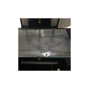 Plataforma cristal para PLA Colido 3.0