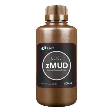 Resina Mud beige para uso general 500ml
