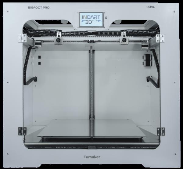 Impresora 3D TUMAKER Pro DUAL (Pellet + Pellet)