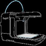 dibujo Impresora 3D Voladd