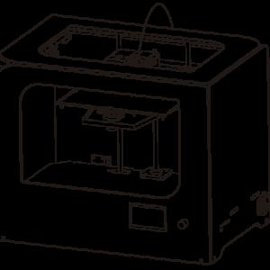 dibujo de Impresora 3D COLIDO 3.0